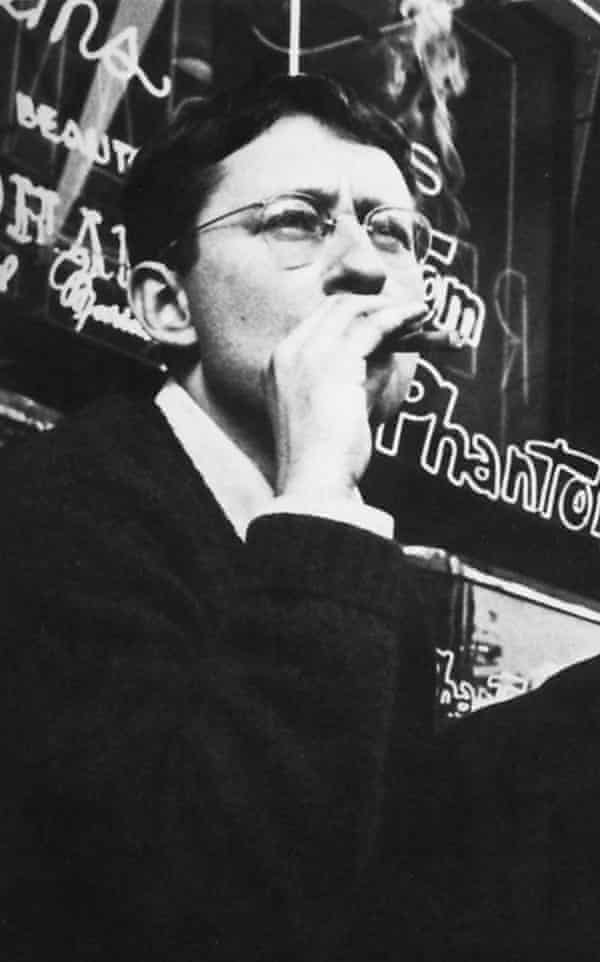 Guy Debord, French situationist: 'argubale the most imfluential French thinker of the past 30 years.'