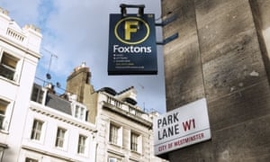 Foxtons operates solely in wealthy and fashionable parts of London, as well as Woking and Guildford.