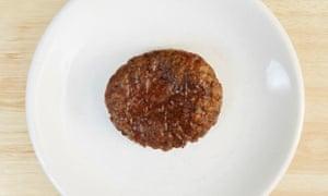 Waitrose burger