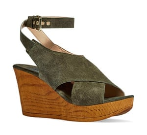 208ad164ff3 Wedge sandals  the wish list – in pictures
