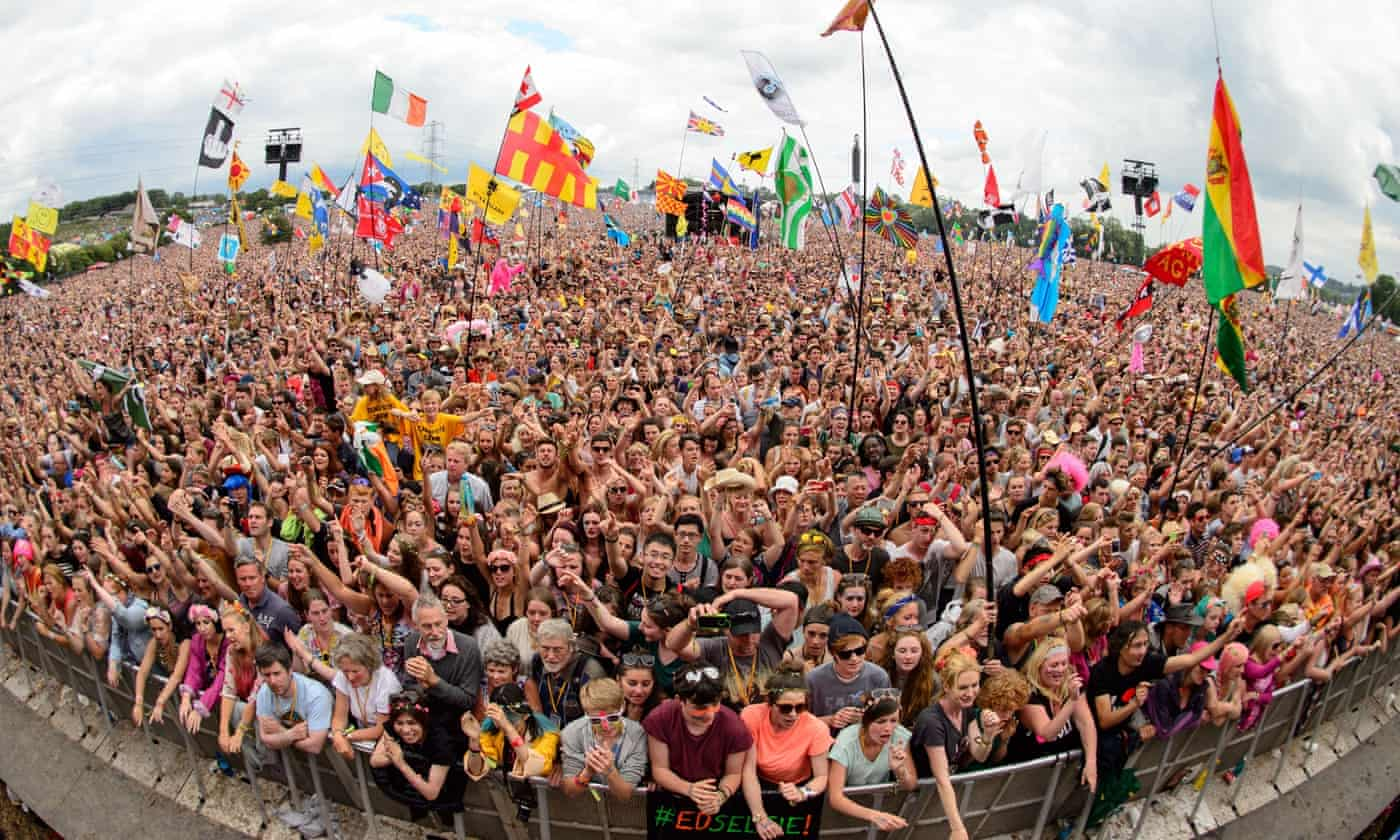 Glastonbury 2015: your tips on how to survive the world's greatest music festival