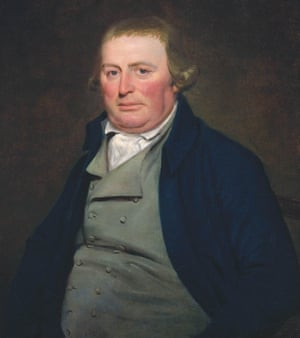 By 1816 he was dead ... Golding Constable, 1815, painted by his son John.