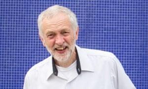 Jeremy Corbyn, 2015