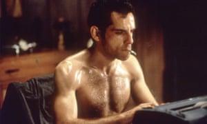 Ben Stiller in the fillm adaptation of Permanent Midnight