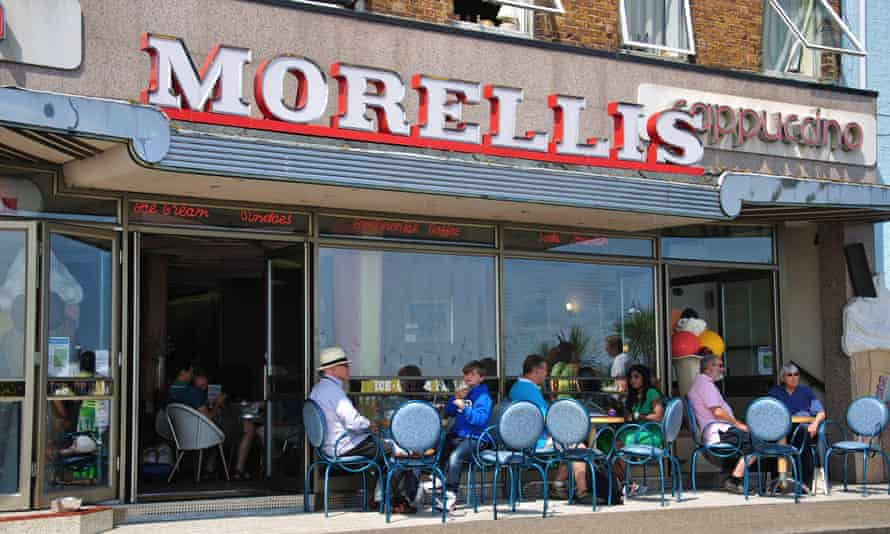Morelli's, Victoria Parade, Broadstairs