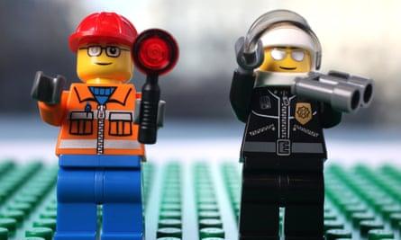 Lego mini-figures