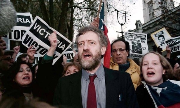 Jeremy Corbyn: 'I don't do personal' | Life and style | The