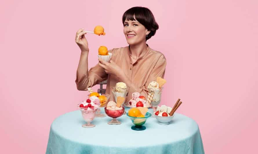 High street ice creams tasted and rated by Kitty Travers of La Grotta Ices.