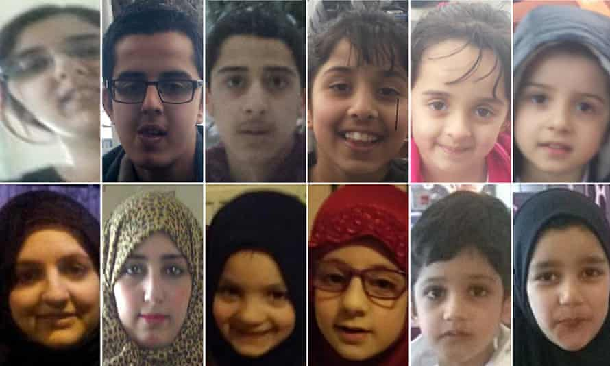 Dawood family Syria