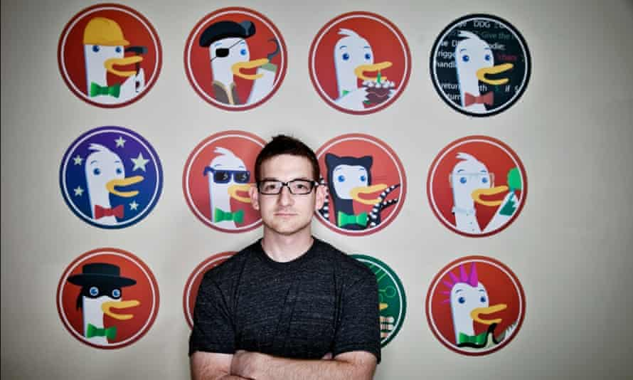 Gabriel Weinberg founded DuckDuckGo in 2008.