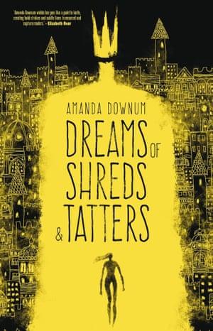 dreams of shreds & tattersamanda downum