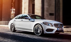 Mercedes-Benz C300 BlueTEC Hybrid AMG: car review | Martin Love