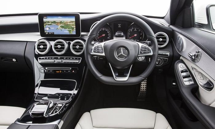 Mercedes-Benz C300 BlueTEC Hybrid AMG: car review | Martin