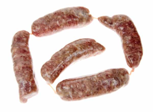 The bug was identified in a pork sausage