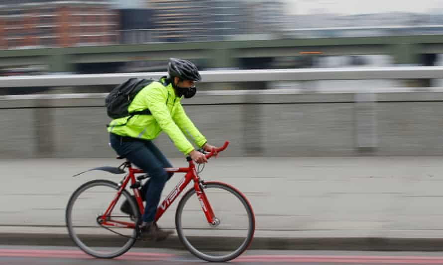 dirty air cyclist