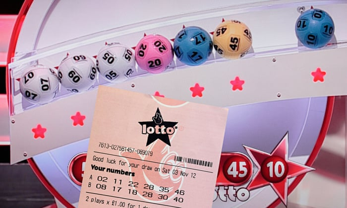 You're still not going to win the lottery. But you might have more fun not  doing so | Matt Parker | The Guardian