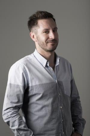 Ryan Heath, writer of the popular Playbook column.