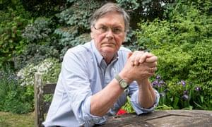 Tim Hunt at home