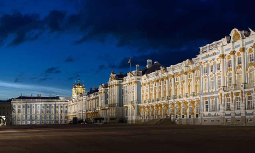 St Petersburg, Russia,