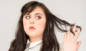 """'I was about to quit acting. I said to my mum: """"I don't want to do this any more. It's too hard""""': Sharon Rooney before she was cast in My Mad Fat Diary."""
