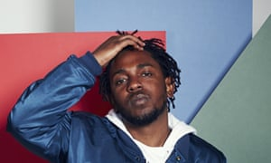Kendrick Lamar photographed in London this month for the Observer New Review.