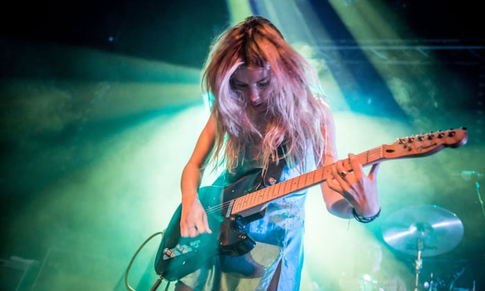 Wolf Alice: 'We've got to a nice, boring middle ground
