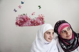 The physiotherapist, Deema Yaseen, 30, Souriyat Across Borders, Amman, Jordan