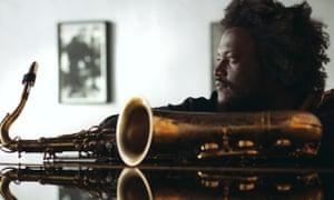 Sax man: Kamasi Washington