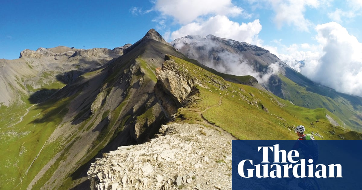 Top 10 mountain bike rides in the Alps | Travel | The Guardian