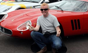 Chris Evans to host Top Gear