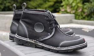 Revolutionary footwear: the Blackspot version 2.0