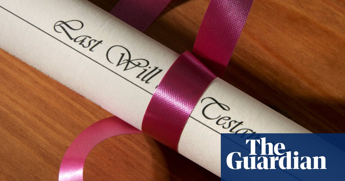 writing a will really is easier than you think what are you waiting for money the guardian