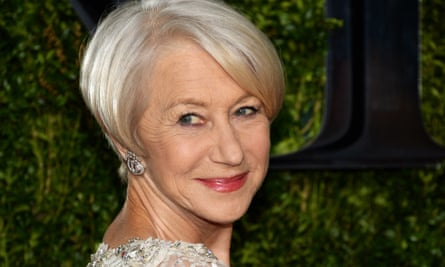 Helen Mirren on ageism in Hollywood: 'We all watched James Bond as he got more and more geriatric and his girlfriends got younger.'