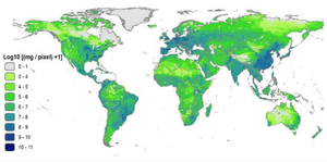 Map of global antibiotic use in food-producing animals
