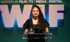 Ava DuVernay at the event.