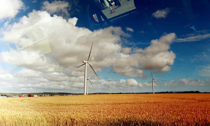 Little Cheyne Court Wind Farm.
