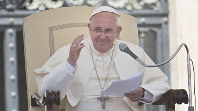 Popes Climate Change Encyclical Tells Rich Nations Pay Your Debt