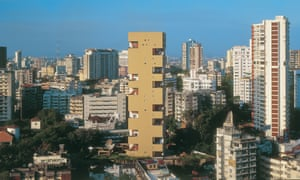 Mumbai boasts just one residential tower designed by Charles Correa: the cubist Kanchanjunga.