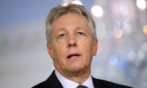 Northern Ireland's first minister Peter Robinson had to apologise after initially defending James McConnell.