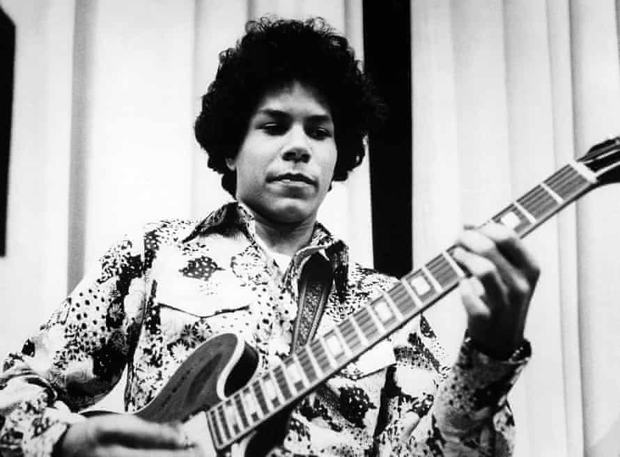 Inspiration Information by Shuggie Otis: 'It's my new favourite record'.