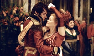 Jonathan Rhys Meyers as George Osborne and Reese Witherspoon as Becky Sharp in Vanity Fair, from 2004.