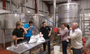 Design-your-own-beer day at Conwy Brewery