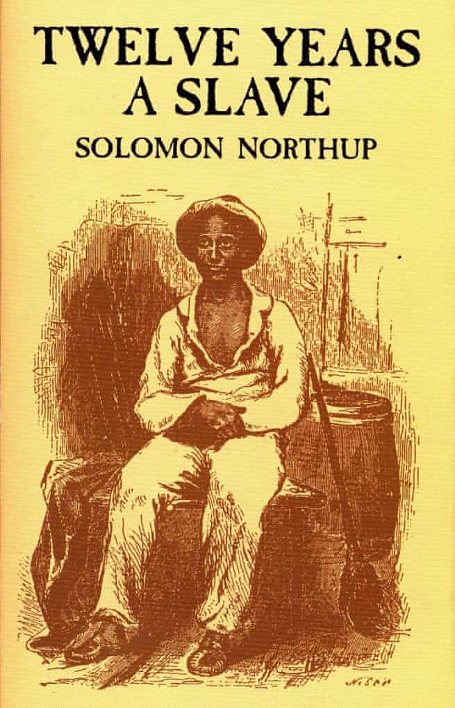 Solomon Northup's 12 Years a Slave: 'It's amazing to read a memoir from 1863 and connect with it so much.'
