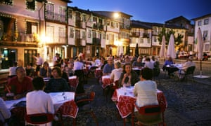 Are people spending their extra cash on trips abroad and eating out?