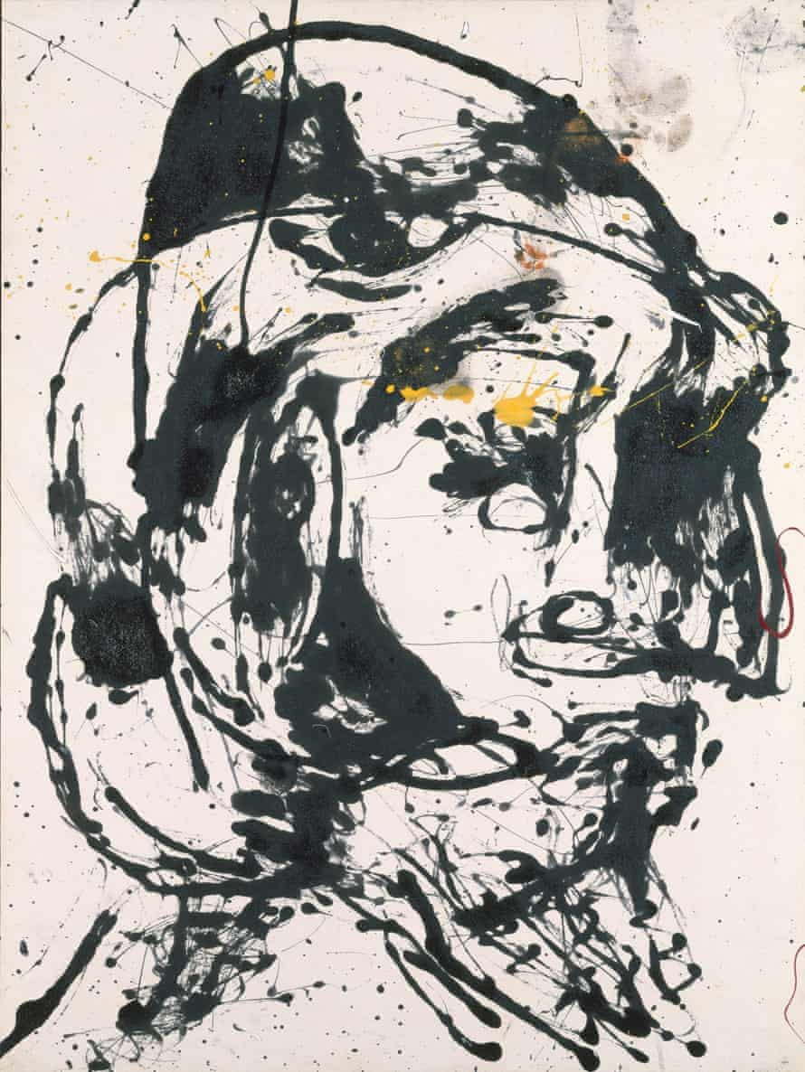Jackson Pollock, Number 7 1952. Courtesy of The Pollock-Krasner Foundation ARS, NY and DACS, London 2015/The Metropolitan Museum of Art/Art Resource/Scala, Florence