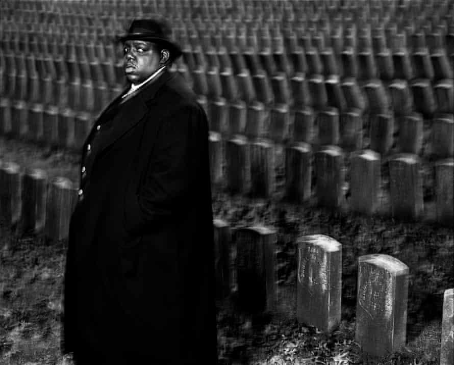 Michael Lavine's best shot: Biggie Smalls (The Notorious BIG)