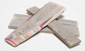 Newspaper Wood