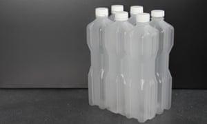 United Bottle material