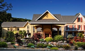 Emerson resort & Spa, Woodstock, New York