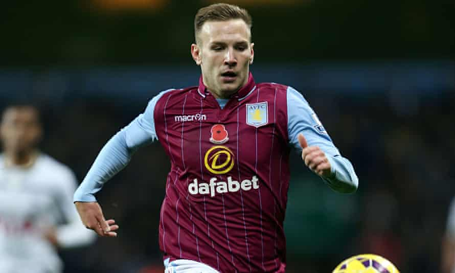 Andreas Weimann has left Aston Villa for Derby